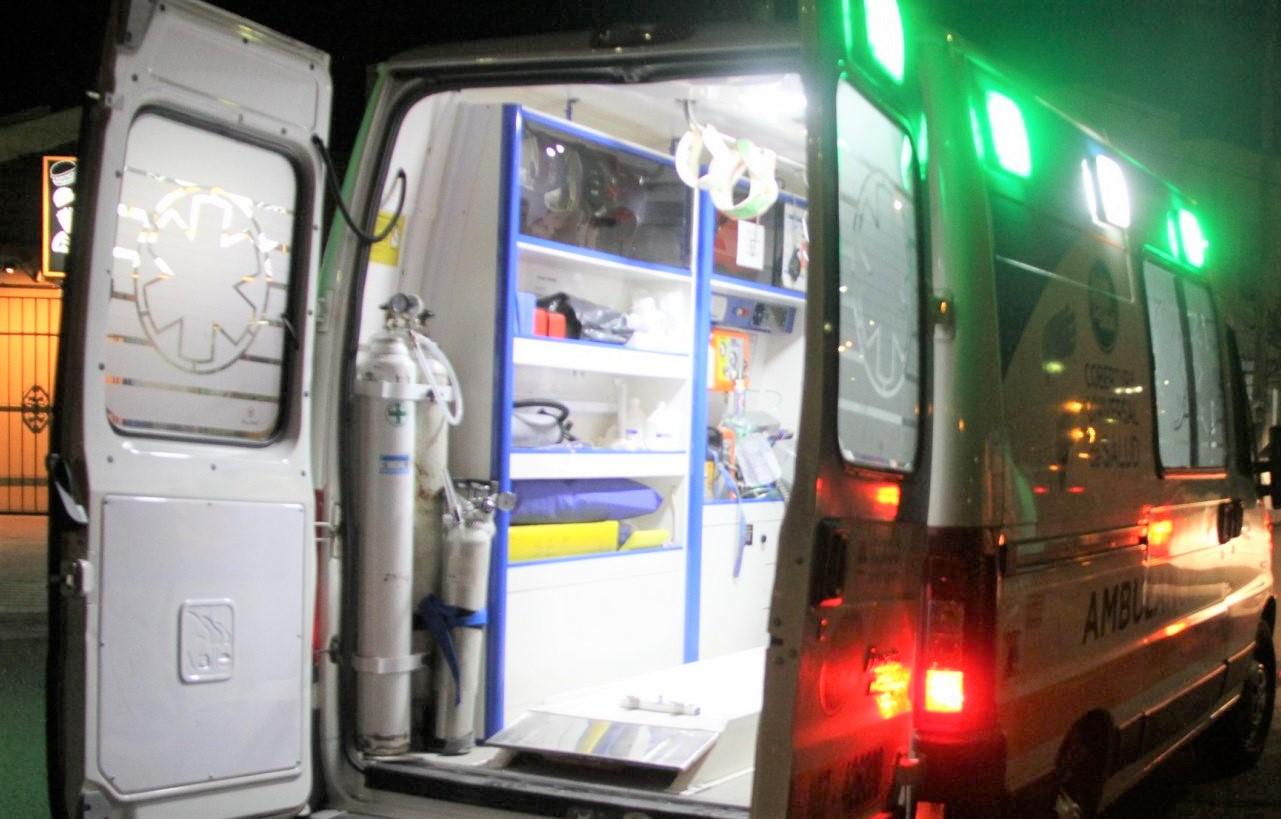 Dos fuertes choques en General Pico dejaron dos hospitalizados: En uno de ellos, un abuelo de 80 años fue atropellado por un auto que se dio a la fuga