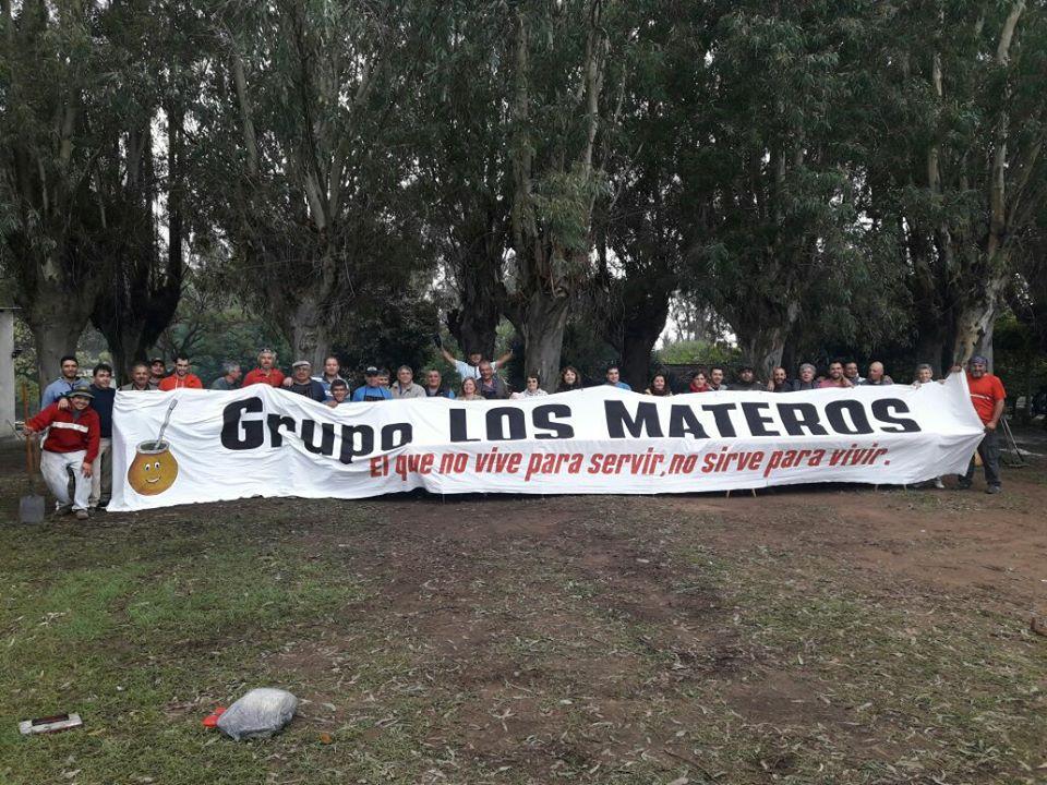 """El grupo los Materos anunció que son ahora la """"Asociación Civil Grupo los Materos"""" una asociación sin fines de lucro"""