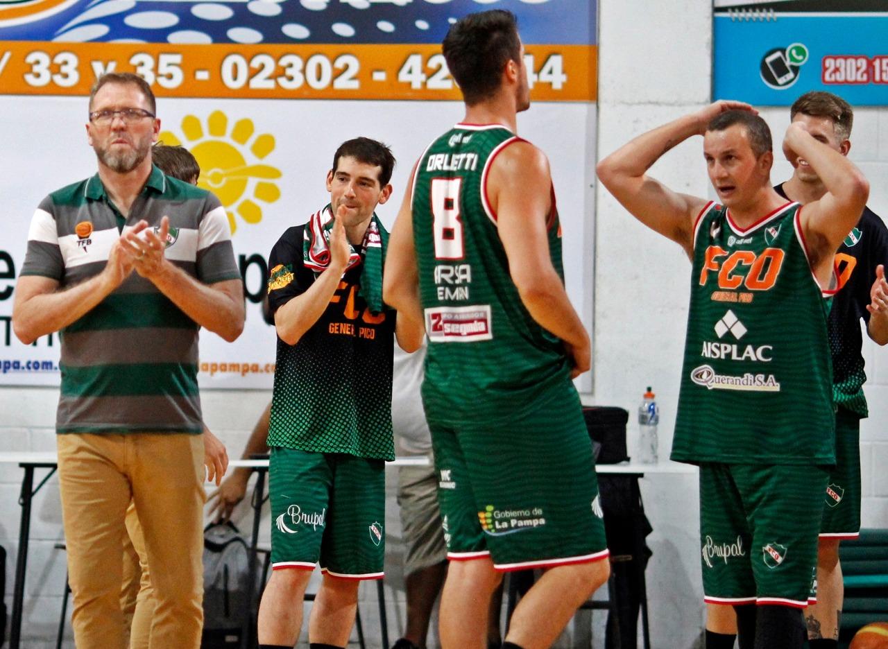 """Basquet: El DT de Ferro de Pico se refirió al inicio del torneo y aseguró que cuentan con """"jugadores importantes en todos los puestos"""""""