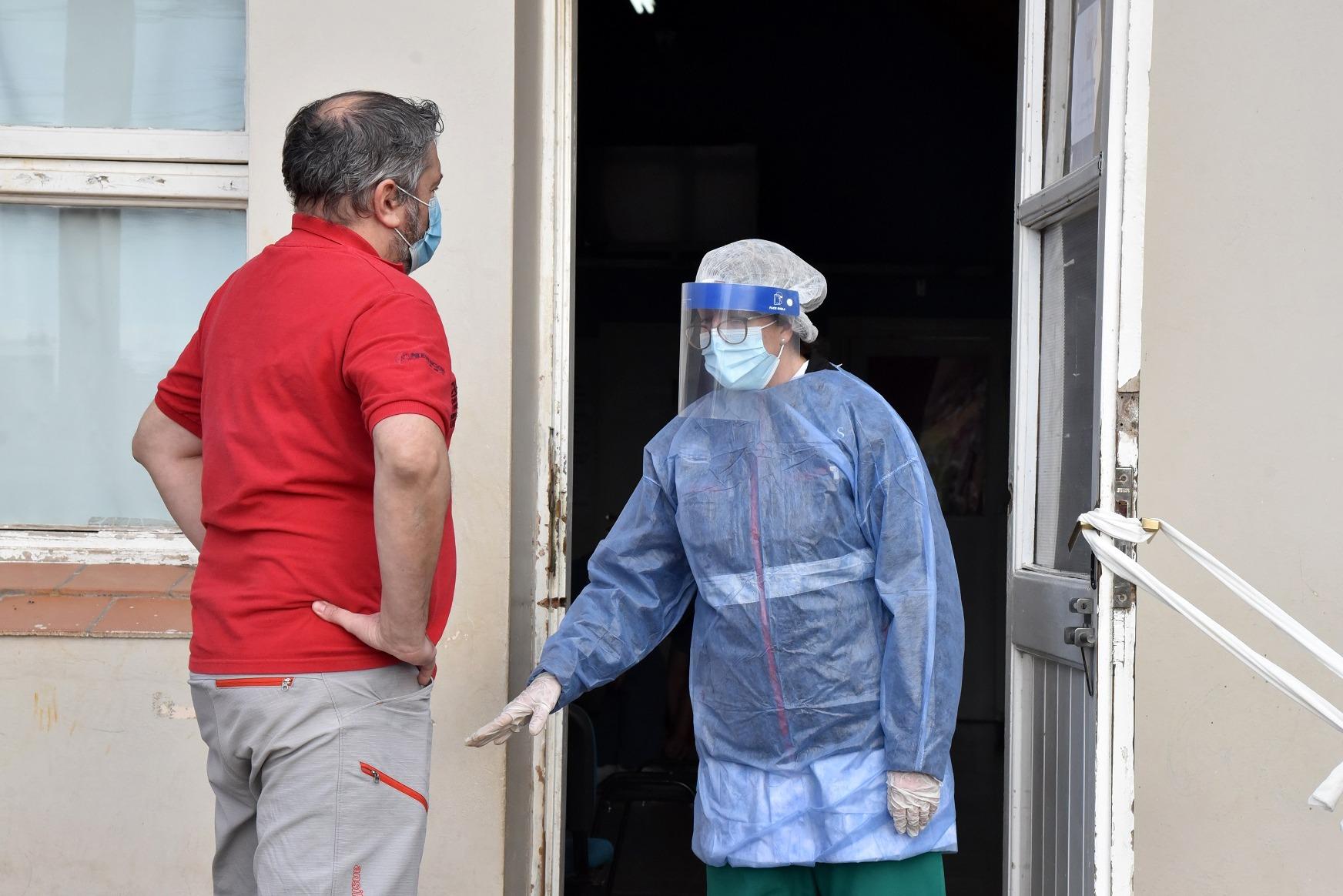 Amplían la red de oxígeno en diversos centros asistenciales de La Pampa para dar respuesta a la segunda ola de COVID