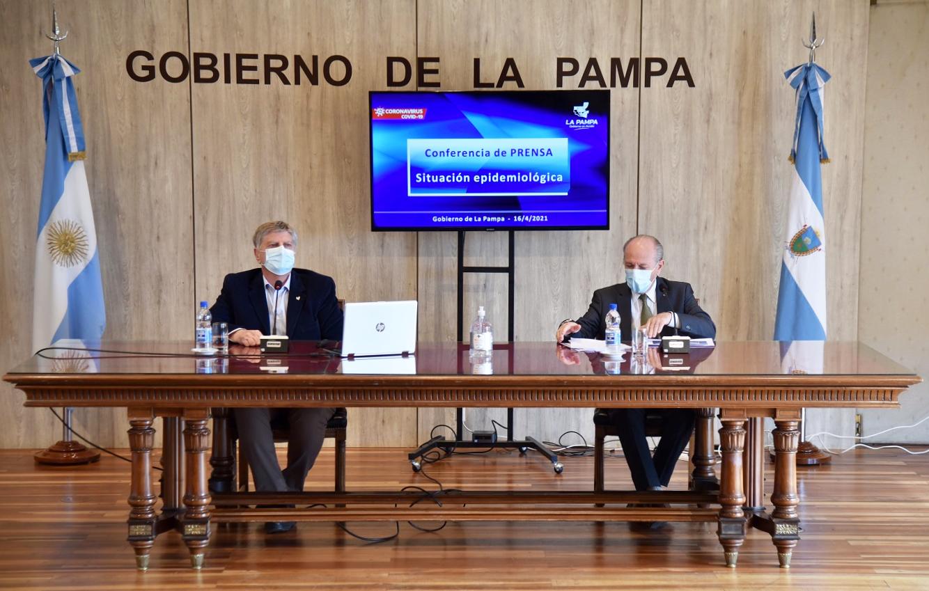Restringen la circulación de 0 a 6 horas en La Pampa