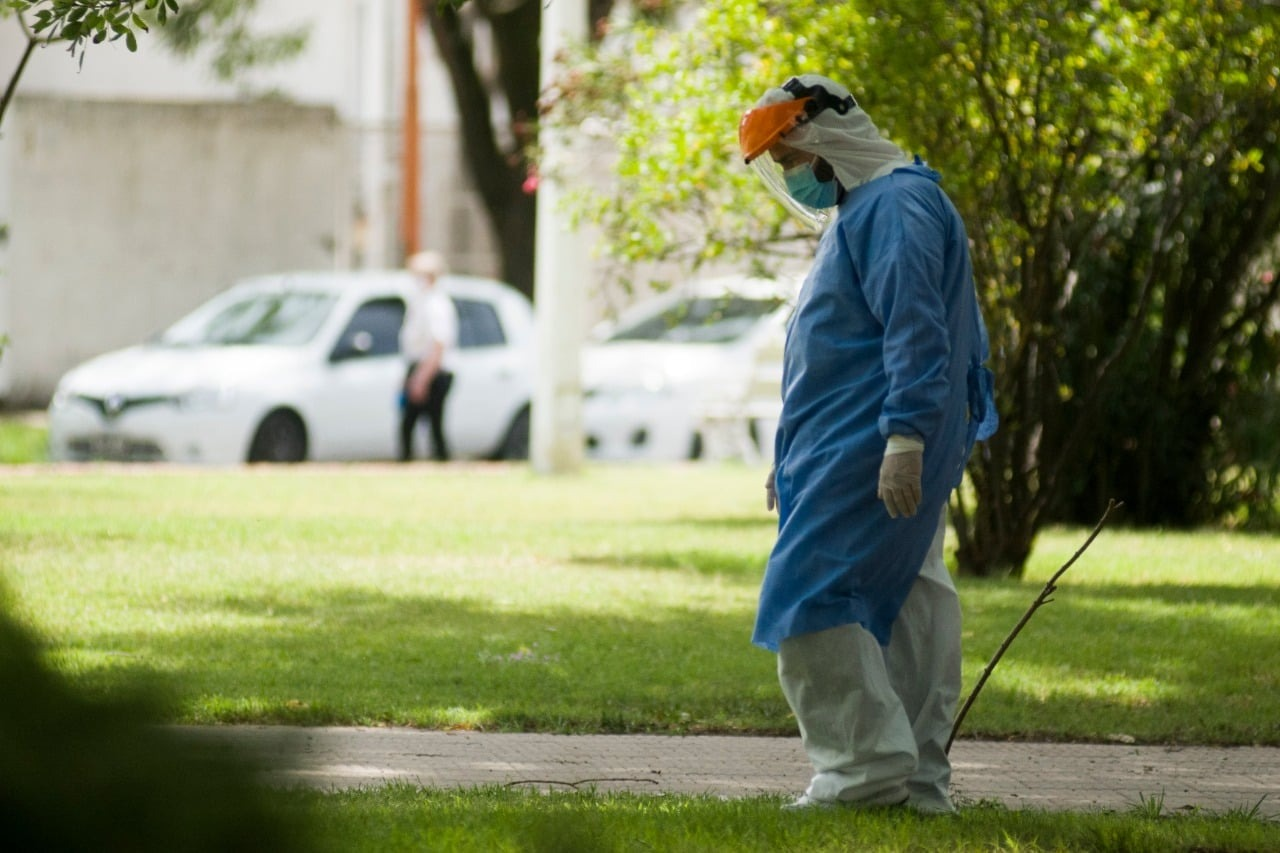 COVID-19: Hoy hubo 8 muertes en La Pampa, falleció una mujer de 29 años y otra mujer de 101 años