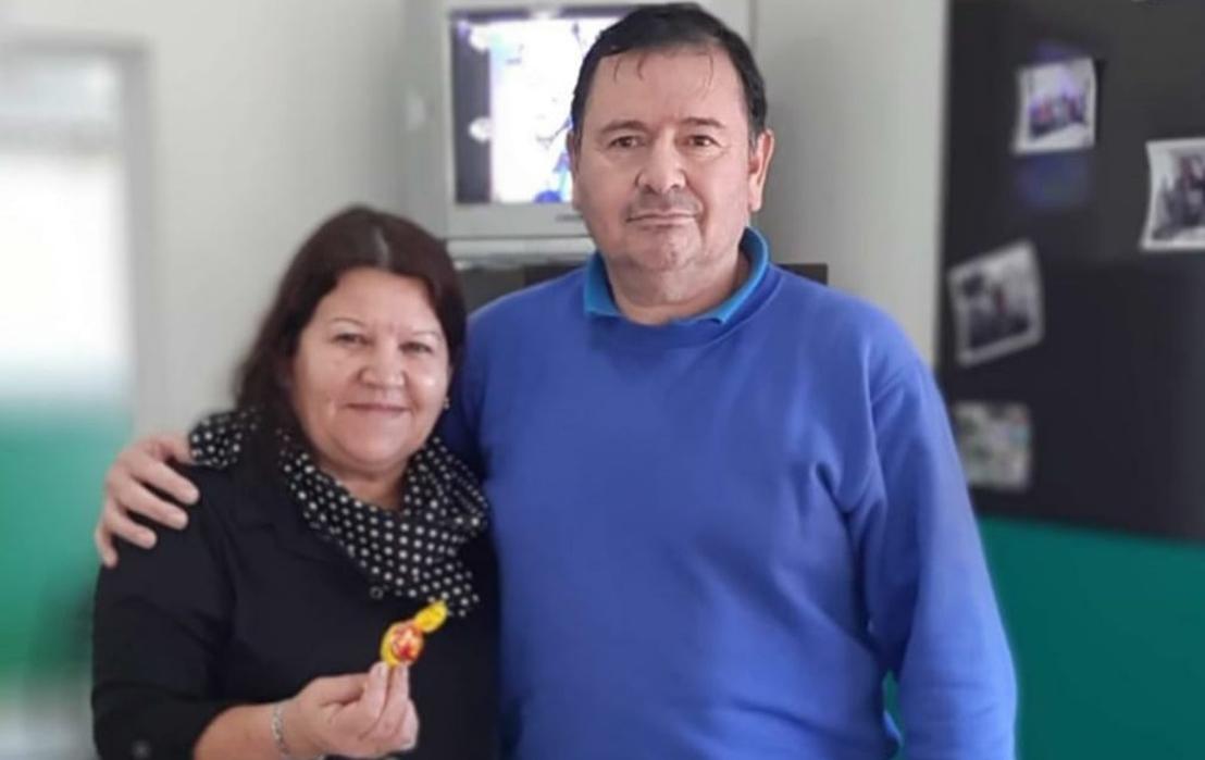 """Falleció el querido Hugo Daniel Lucero: """"Era un excelente trabajador, gracias por tu compromiso y trabajo silencioso durante tantos años"""""""