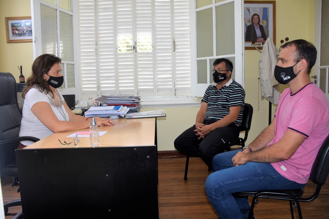 Tras el escándalo del funcionario que usó un vehículo oficial para viajar a Larroudé, Fernanda Alonso designó al nuevo Director de Servicios Públicos
