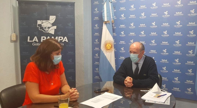 COVID-19: En La Pampa se aplicaron unas 40.800 dosis de vacunas y piden respetar las medidas de prevención