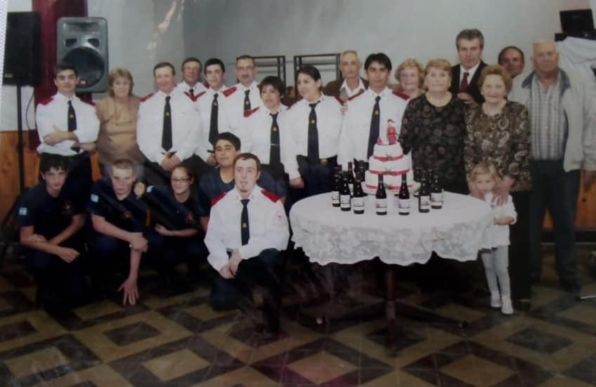 ¡El cuartel de Bomberos de Bernardo Larroudé cumple hoy un nuevo aniversario!: Atesoran 22 años de historia, servicio y entrega