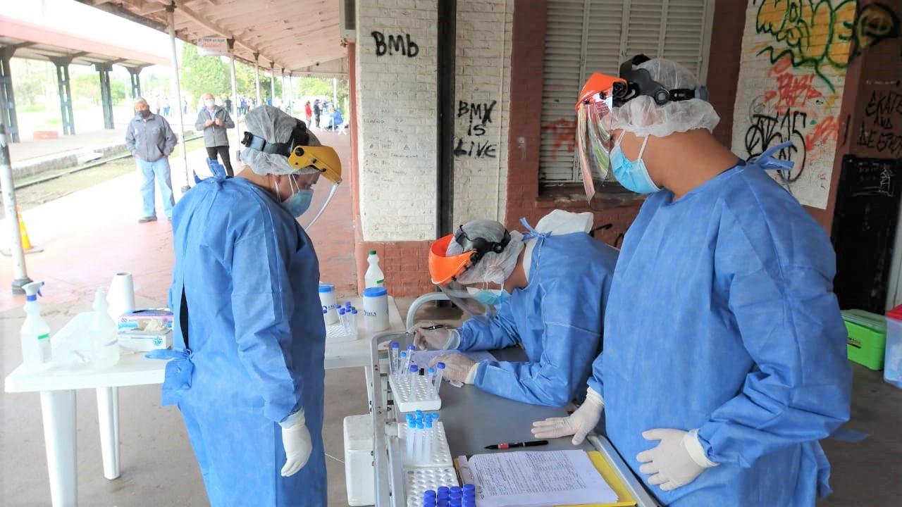 COVID-19: Se detectaron 252 casos en La Pampa, 69 en General Pico y se reportaron muertes en Vértiz e Intendente Alvear