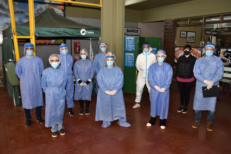 CONTINÚAN BAJANDO LOS CASOS DE COVID-19: Salud detectó 249 positivos en La Pampa, 32 en General Pico