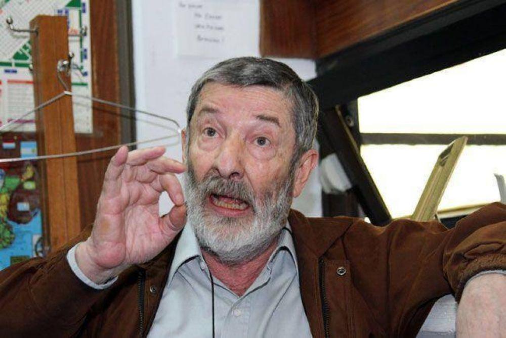 """Falleció el ex fiscal Carlos Salinas, quien había sido acusado de """"negligencia"""" en el caso Sofía Viale"""
