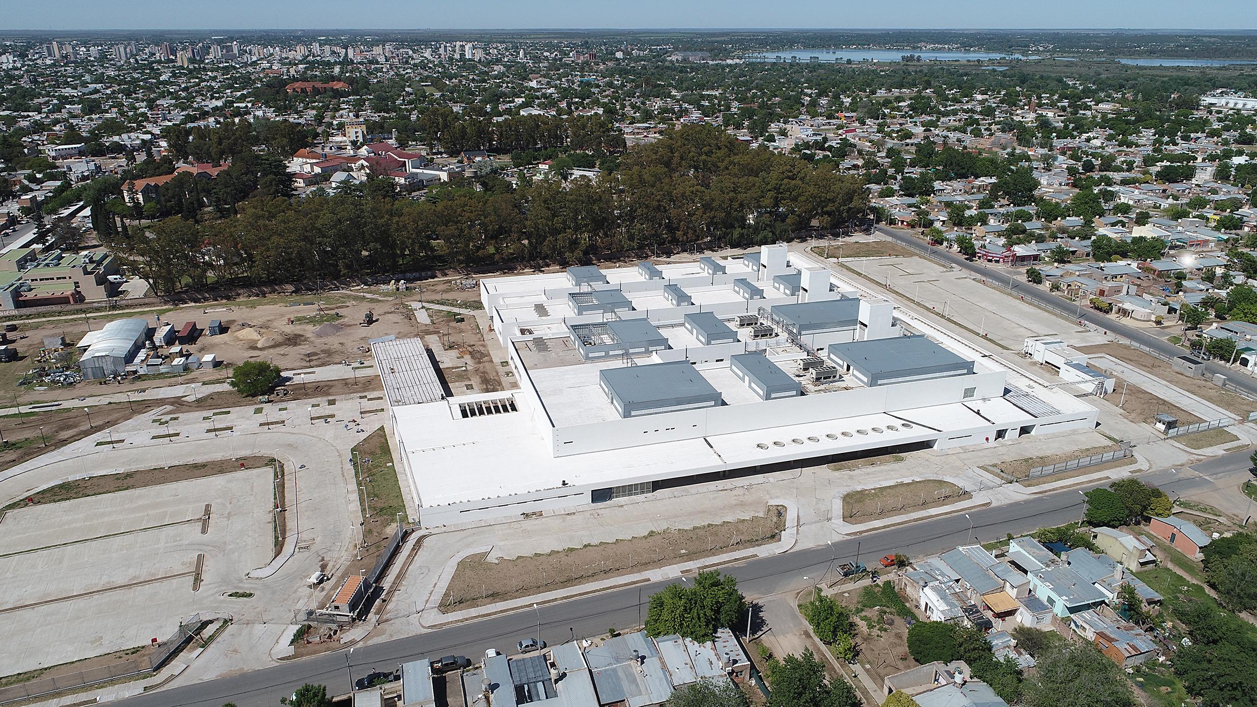 Destinan más de tres millones de dólares para un sistema integral de comunicaciones que será instalado en el Hospital de Alta Complejidad de Santa Rosa