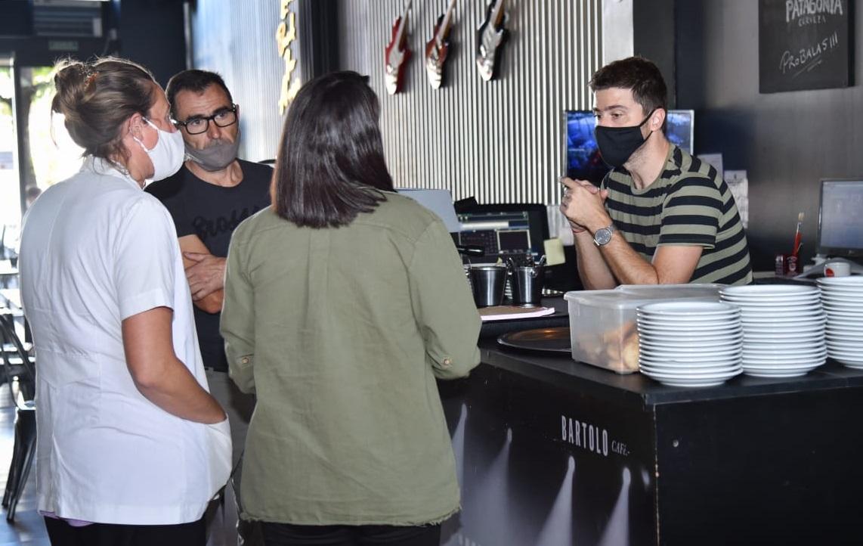 Durante el fin de semana se inspeccionaron 46 restaurantes, bares, pubs y birrerías en General Pico: Cinco fueron clausurados por faltas graves