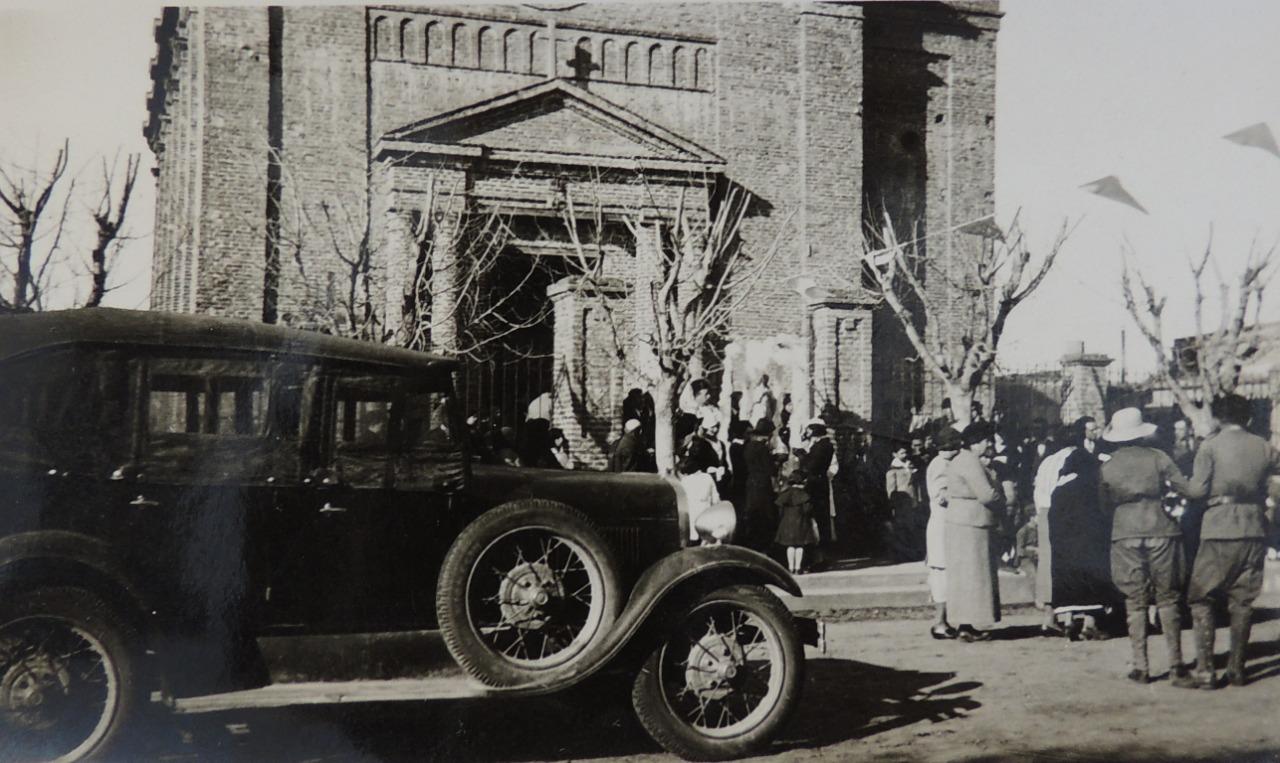 Historias de General Pico: ¿Cuándo se creó la primera Iglesia de la ciudad?