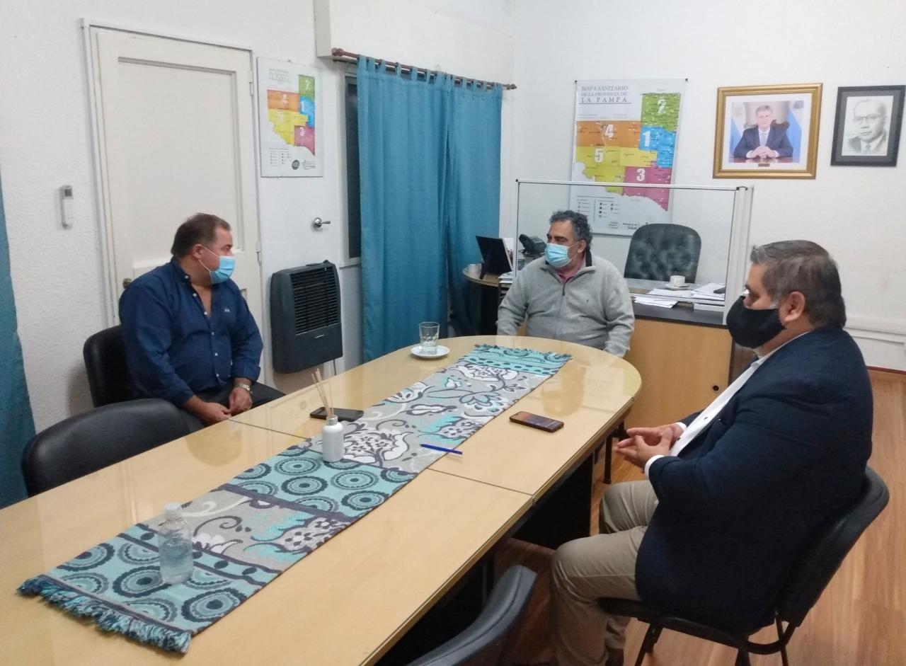 Funcionarios provinciales se reunieron para analizar el seguimiento de protocolos en las Iglesias