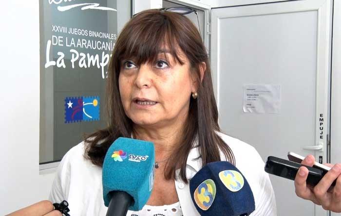 """La titular de PAMI en La Pampa sostuvo que las clínicas y sanatorios no actuaron """"de buena fe"""" y aseguró que por ahora """"el servicio está garantizado"""""""