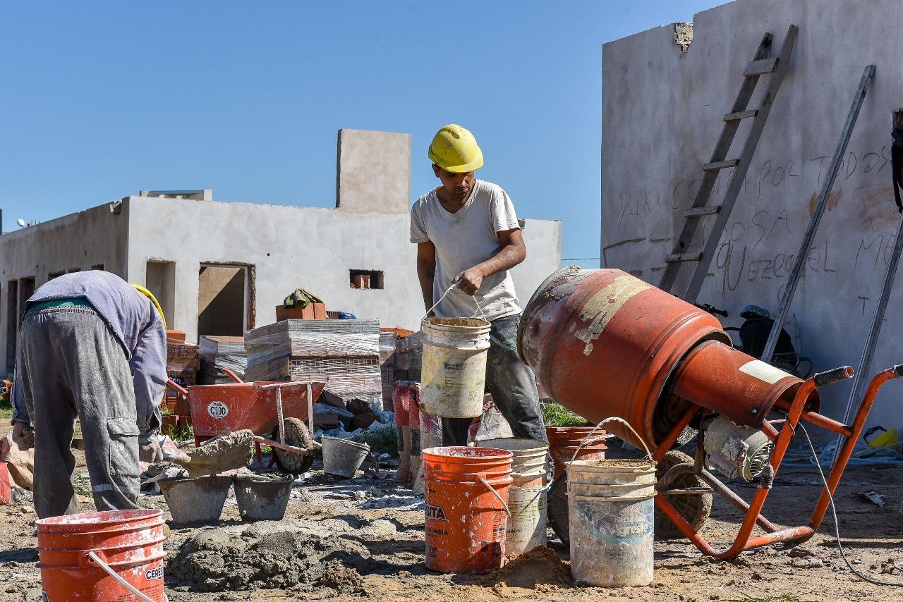 El Presidente anuncia este mediodía 87.000 créditos para refacción y construcción de viviendas