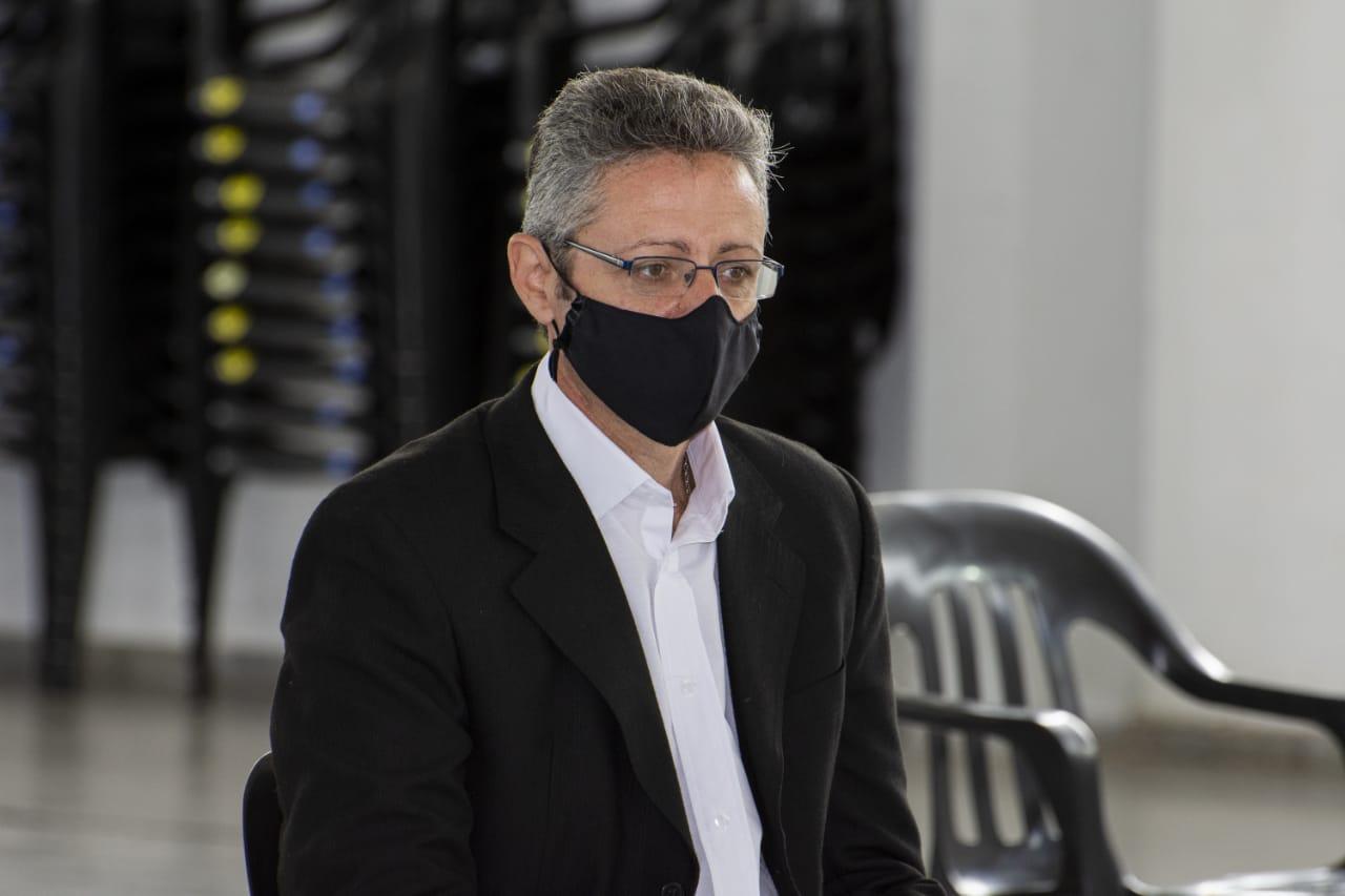 """COVID-19: """"Estamos muy preocupados"""", dijo el Intendente de Alta Italia, Hernán Goggioli donde  registra más de 100 personas aisladas y donde 12 adultos mayores fueron derivados a General Pico"""