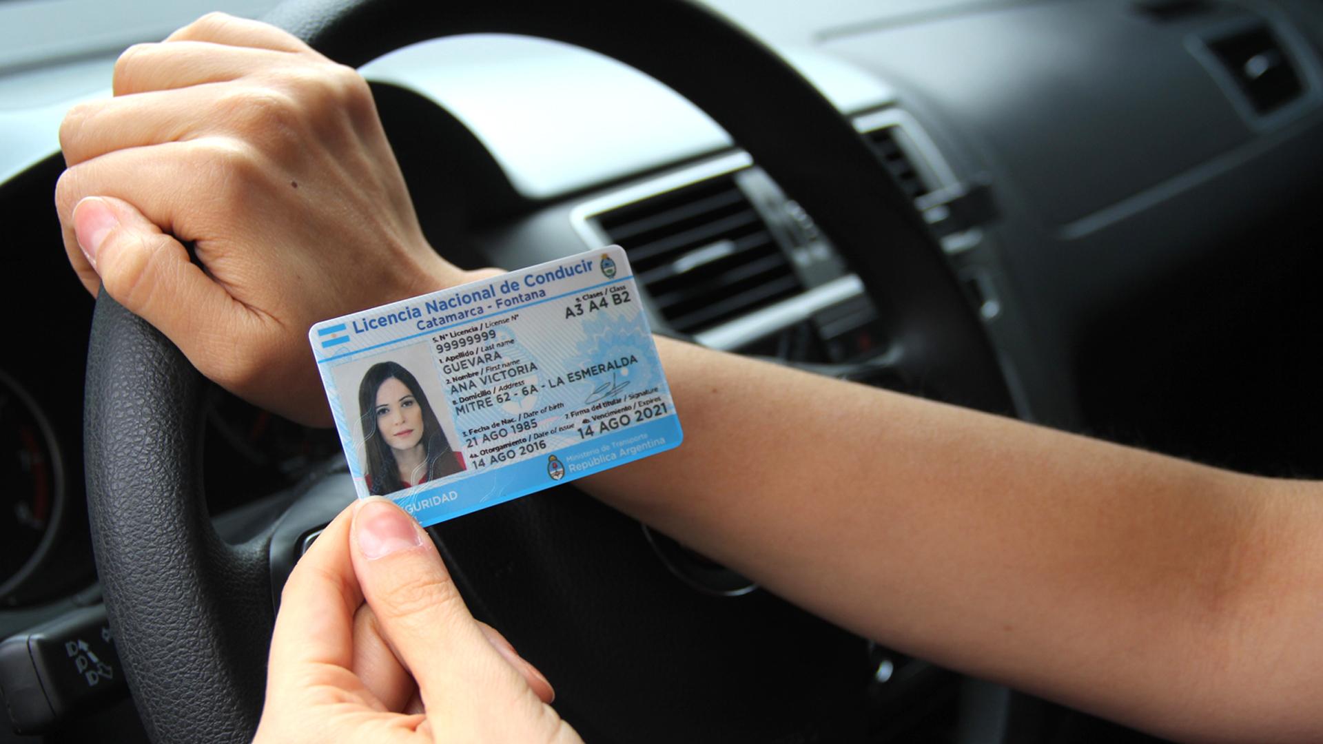 General Pico: Las personas que no pudieron asistir a realizar el trámite de renovación de licencia de conducir debido a las restricciones recibirán un nuevo turno