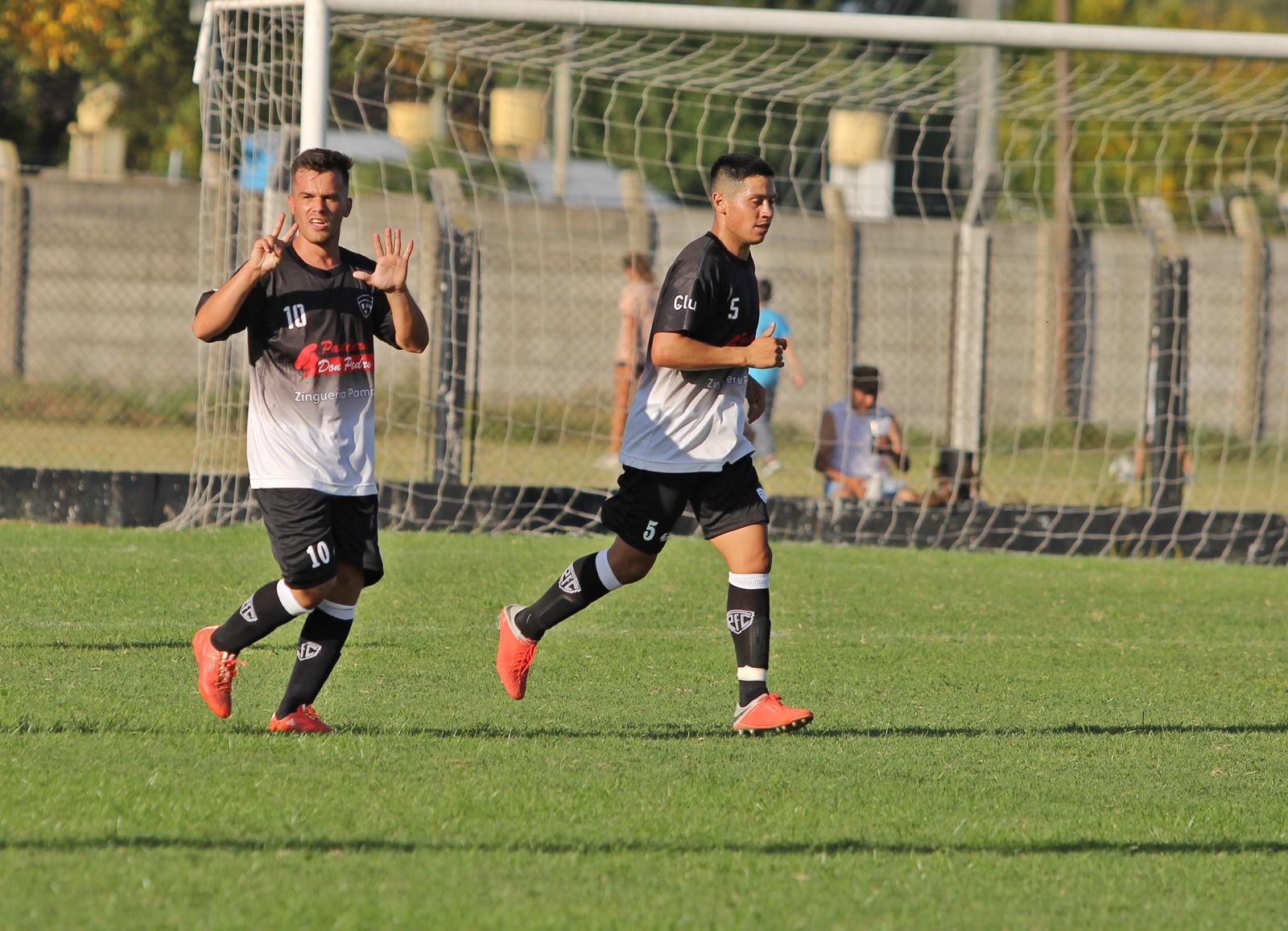 Liga Pampeana: Se juega la 5ta fecha con el clásico de Realicó jugándose en General Pico