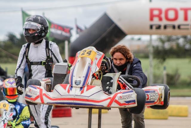 """El piloto piquense Manuel Álvarez Castaño tuvo un complicado fin de semana en Villaguay: """"Un resultado lejos de lo esperado"""""""