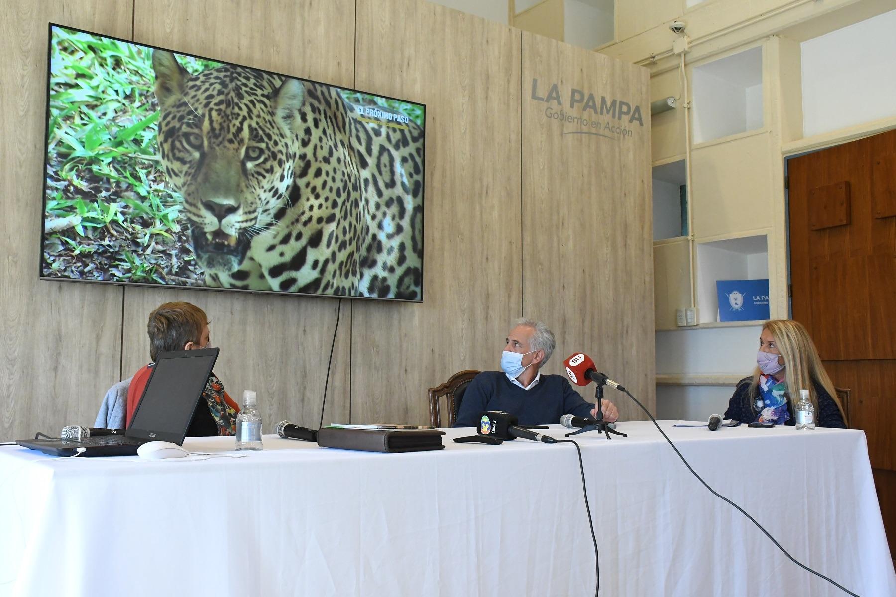 Biólogo piquense presenta una serie de documentales sobre ambiente que se emitirán por la Televisión Pública Pampeana