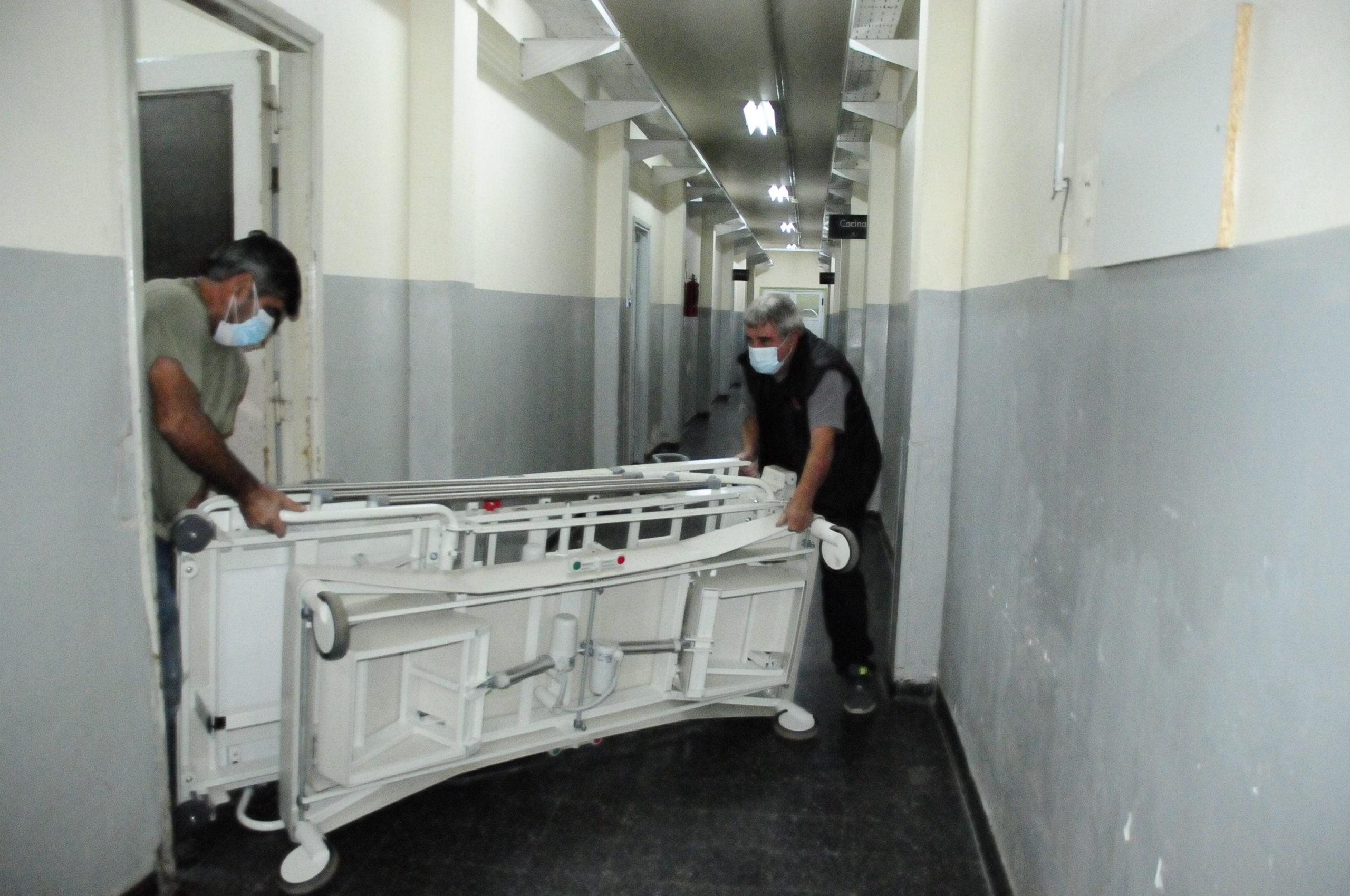 COVID-19: Hoy hubo 4 fallecimientos en La Pampa, 3 de ellos en General Pico y la ocupación de camas de terapia intensiva es del 74% en la Provincia