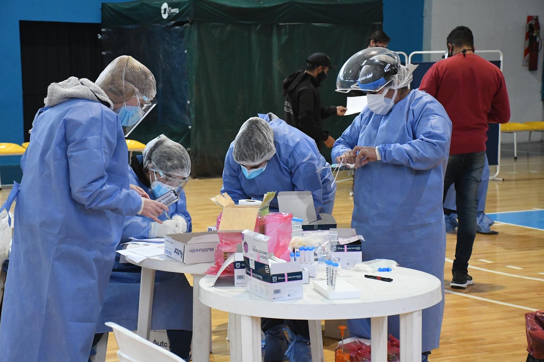 COVID-19: de 1041 muestras analizadas, 52 nuevos diagnósticos positivos y no se reportaron personas fallecidas