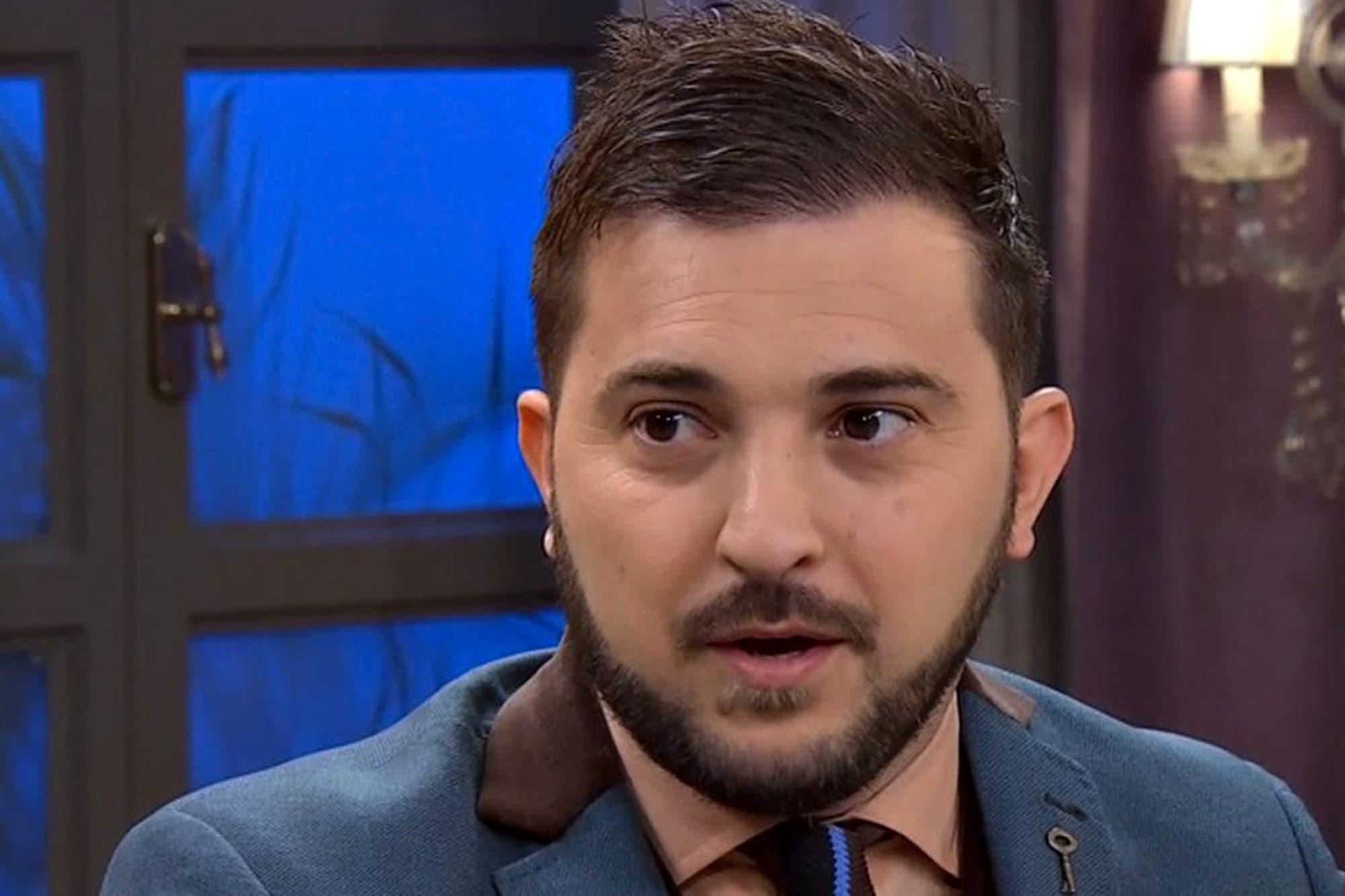Se complicó la salud de Diego Brancatelli y debió ser internado por Coronavirus