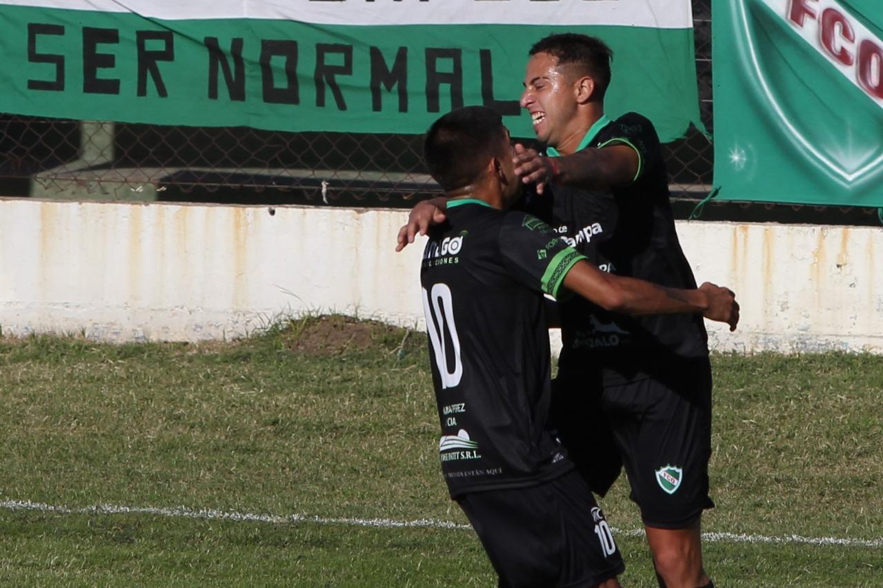 Ferro goleó a Estudiantes y se trajo tres puntos de oro de San Luis