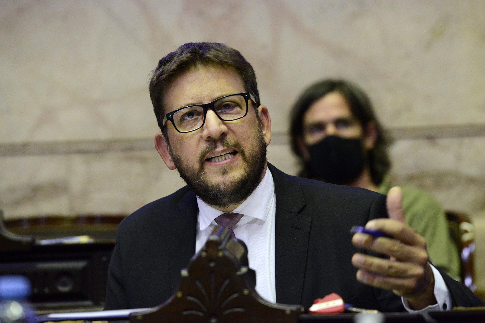 """El diputado Pérez Araujo habló del fallo a favor de La Pampa en el reclamo por la represa El Tambolar: """"Tenemos un daño ambiental que será muy difícil reconstituir"""""""