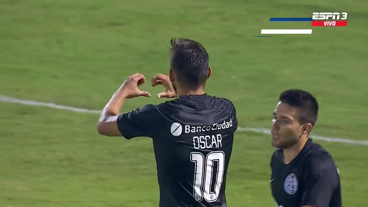 Con Julián Palacios de titular, San Lorenzo ganó en Paraguay y sumó su primera victoria en la Copa Sudamericana