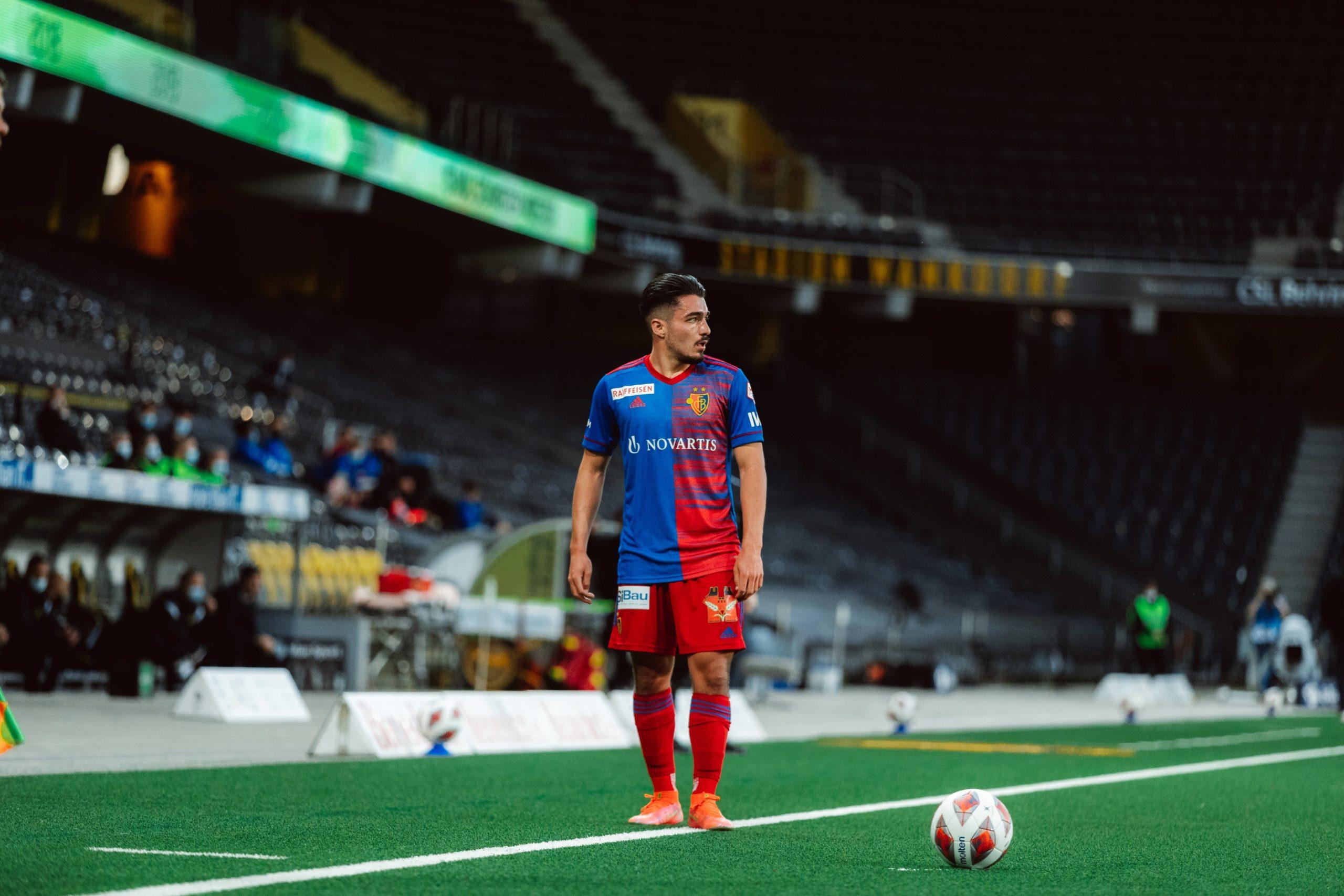 Matías Palacios continúa sumando experiencia en el FC Basel
