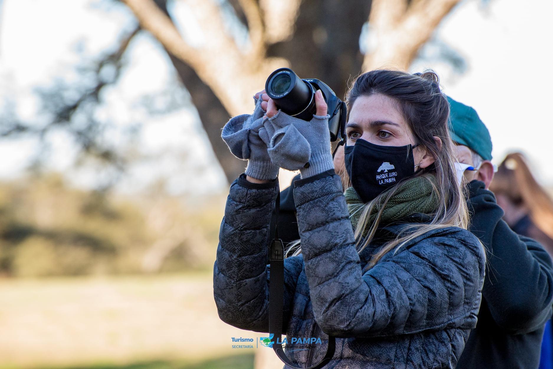 En La Pampa se celebró el Día Mundial de las aves migratorias con recorridos de observación y fotografía