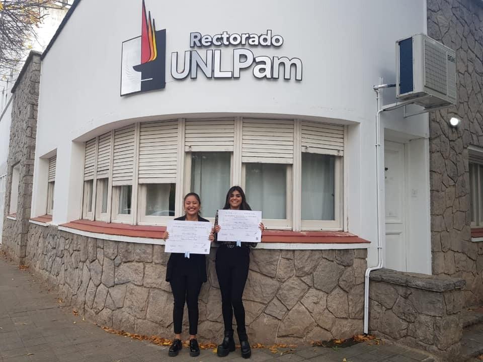Se entregaron diplomas a graduados de la UNLPam en General Pico