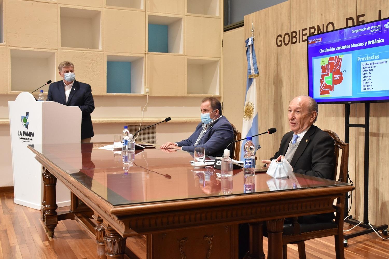 COVID-19: Una a una, estas son todas las restricciones y asistencias financieras que anunció Ziliotto para La Pampa
