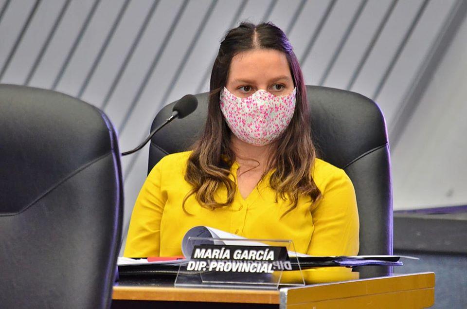 Diputada le pidió al Ziliotto que «congele el sueldo» de funcionarios y que estos aporten el 20% para personas afectadas por las restricciones