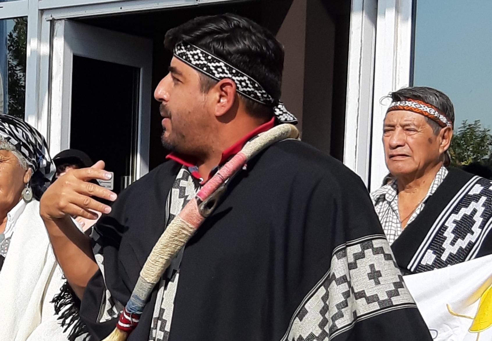 Hecho histórico en La Pampa: después de más de cien años, vuelve a celebrarse un enterratorio a la manera ancestral