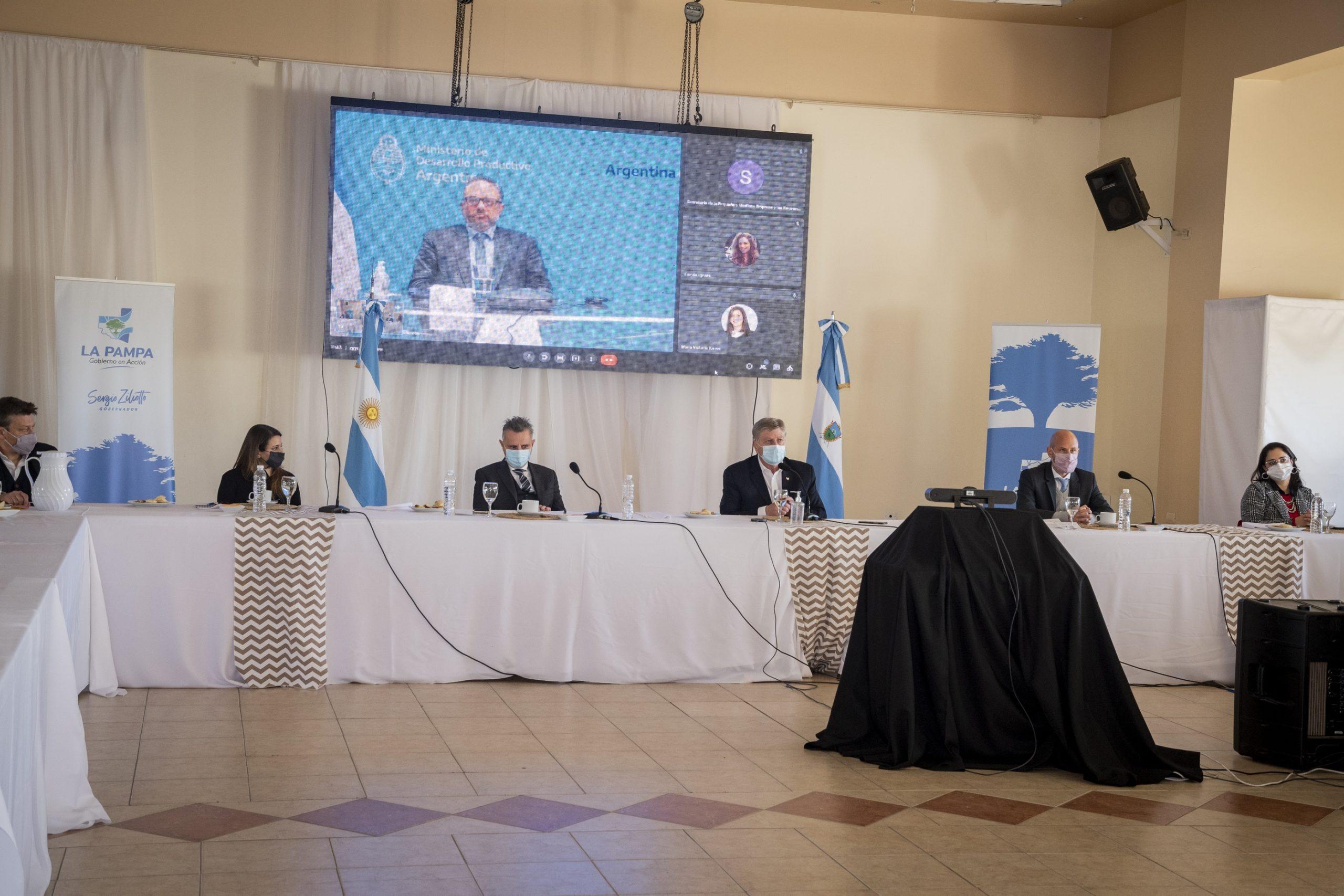 La Pampa recibe $ 235 millones no reembolsables destinado a empresas que realicen nuevas contrataciones