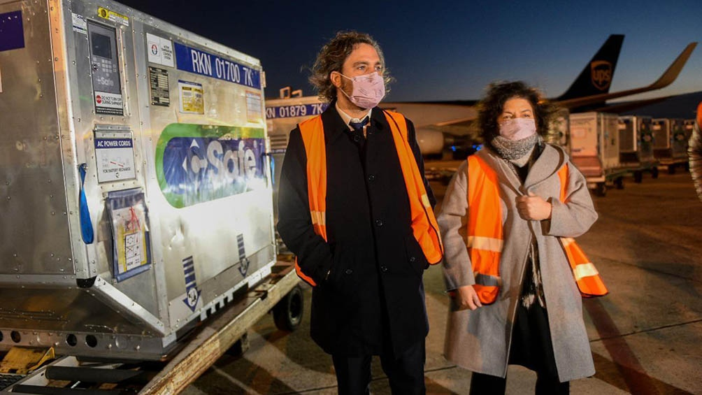 """Santiago Cafiero: """"La oposición no hizo nada para aliviar la pandemia"""""""