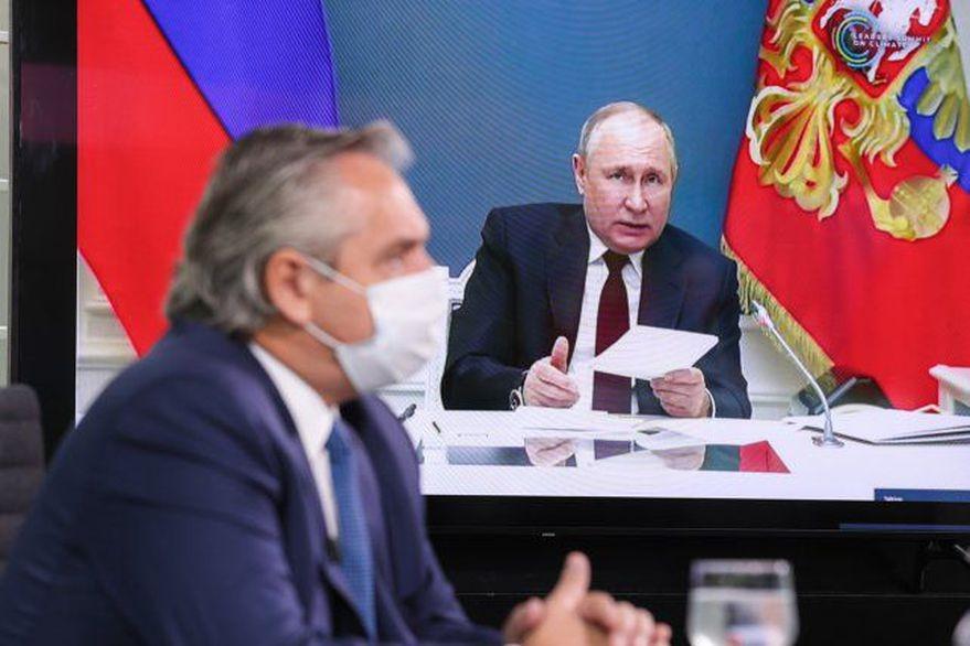 Alberto Fernández anunciará este viernes junto a Vladimir Putin que la Argentina comienza a producir la vacuna Sputnik V