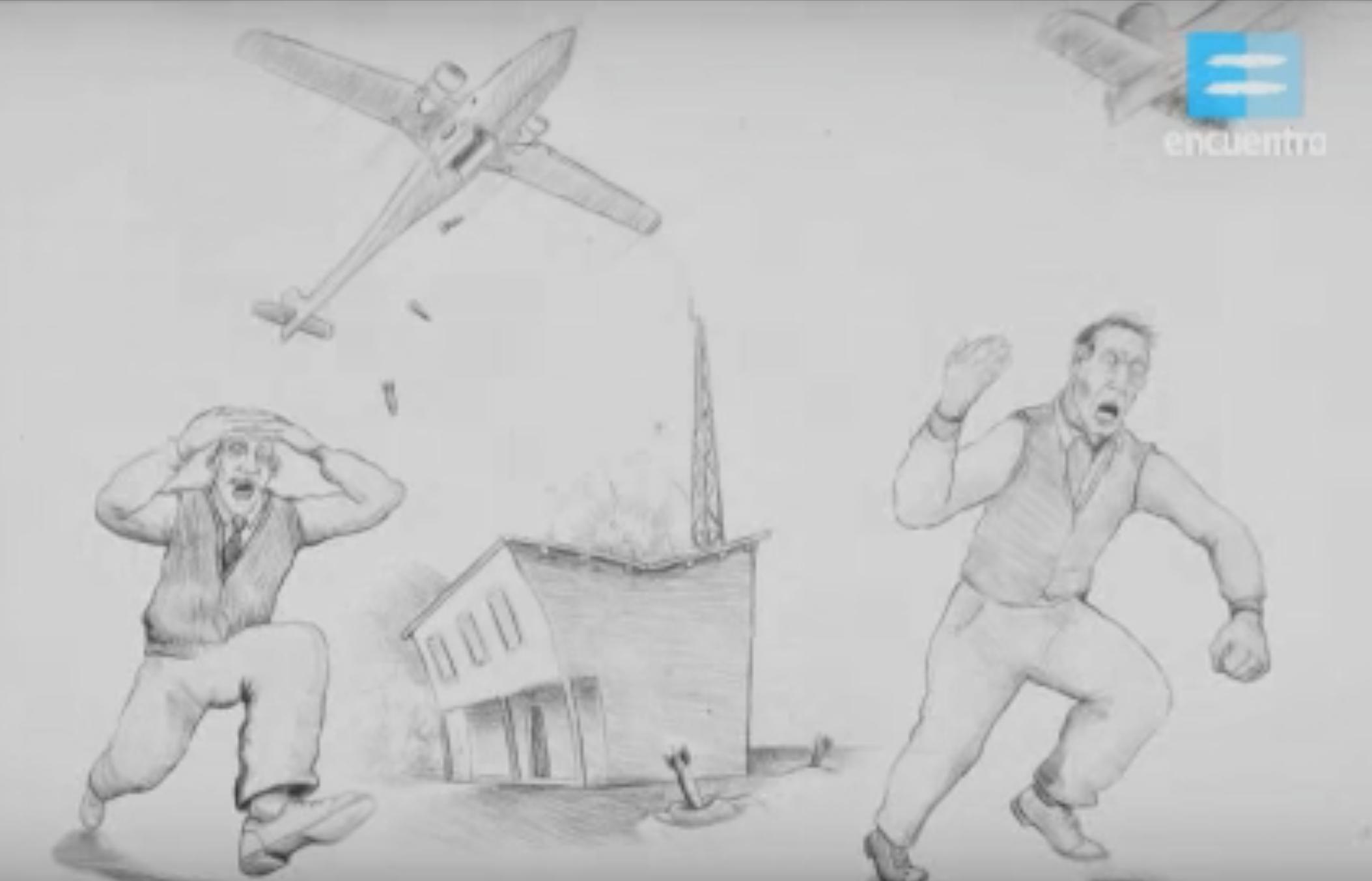 A 65 años del bombardeo a la planta transmisora de Radio Nacional Santa Rosa