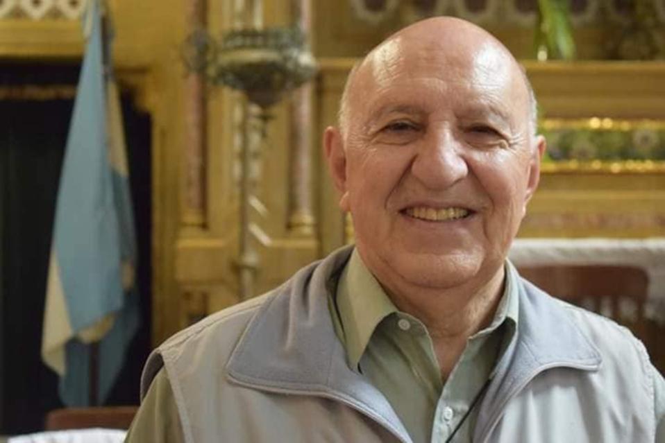 Profundo pesar en la UNLPam por el fallecimiento del sacerdote Cayetano Castello