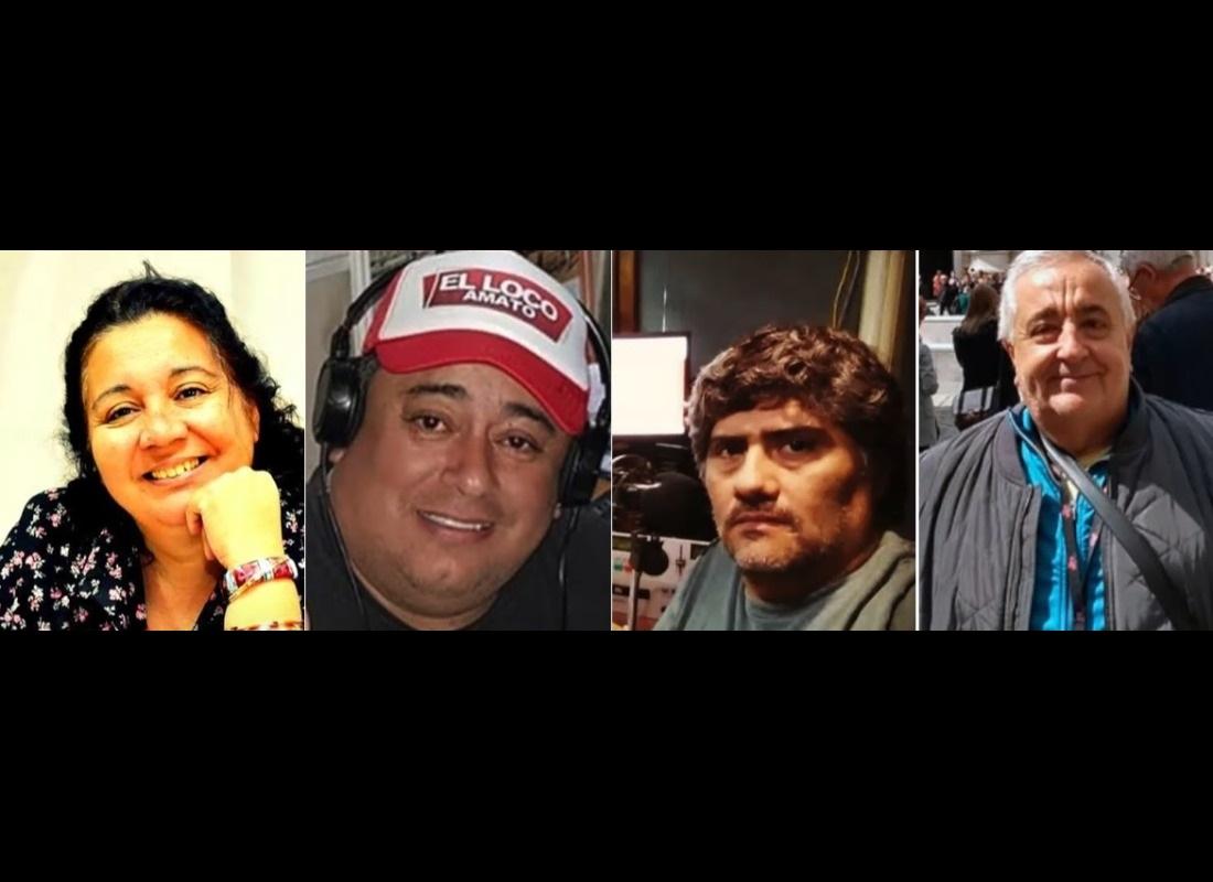 A través de un emotivo video que incluye a cuatro periodistas pampeanos, homenajearon a todos los trabajadores de prensa que murieron por COVID-19