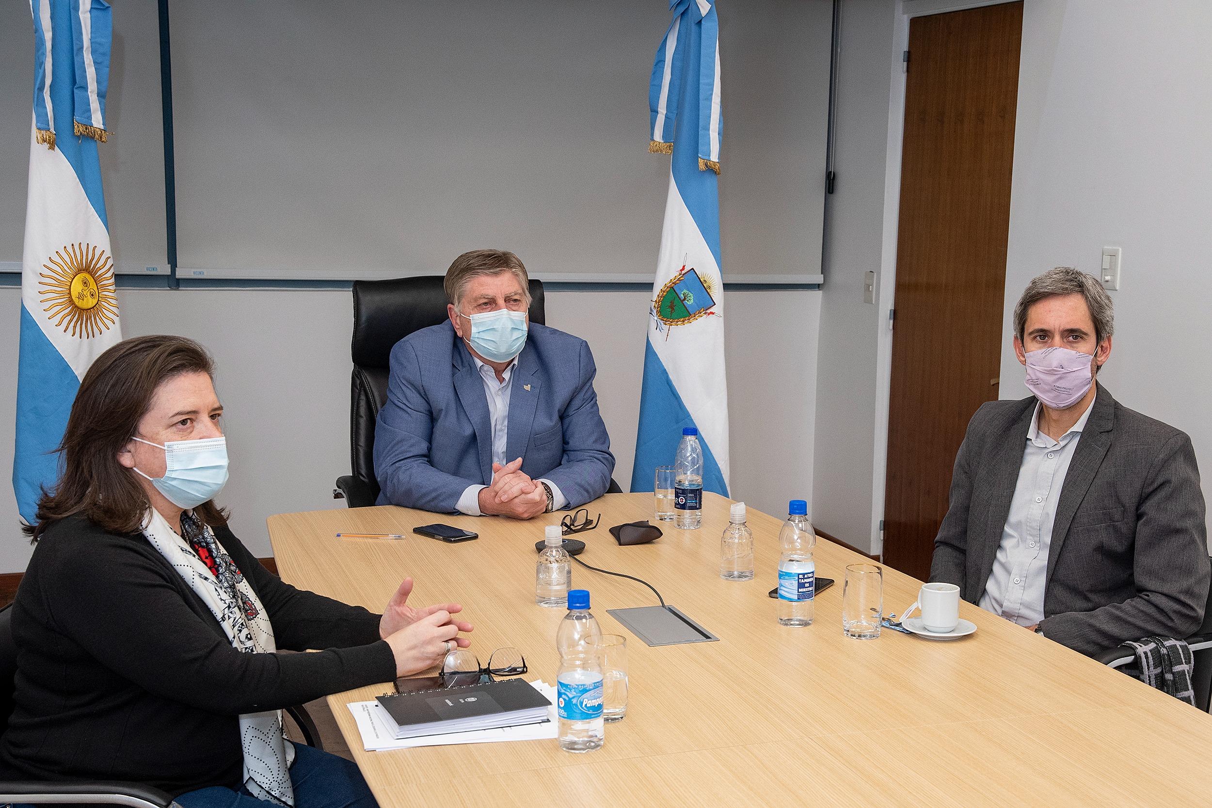 """Ziliotto mantuvo un encuentro virtual con el ministro Kulfas: """"Hay que potenciar una sinergia con el sector privado"""""""