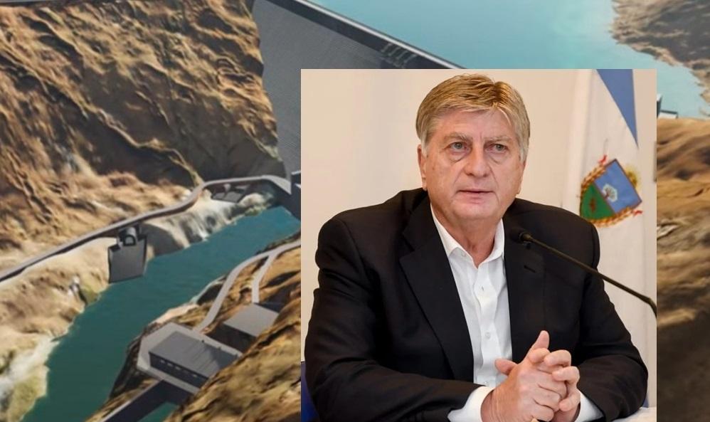 """Ziliotto defendió la postura de La Pampa sobre Portezuelo: """"Es una obra inviable desde lo económico, lo ambiental, lo técnico y hasta desde lo productivo"""""""
