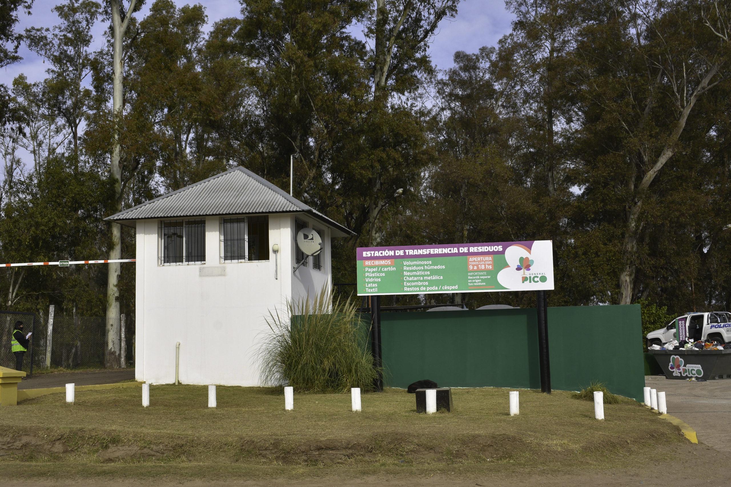 Este domingo, la Estación de Trasferencia estará abierta solo hasta el mediodía
