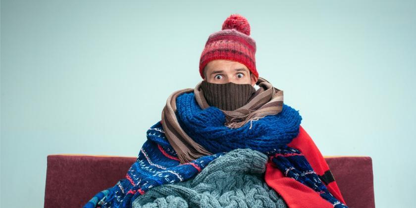 Advertencia por bajas temperaturas para La Pampa, mañana pronostican para General Pico 4º C bajo cero