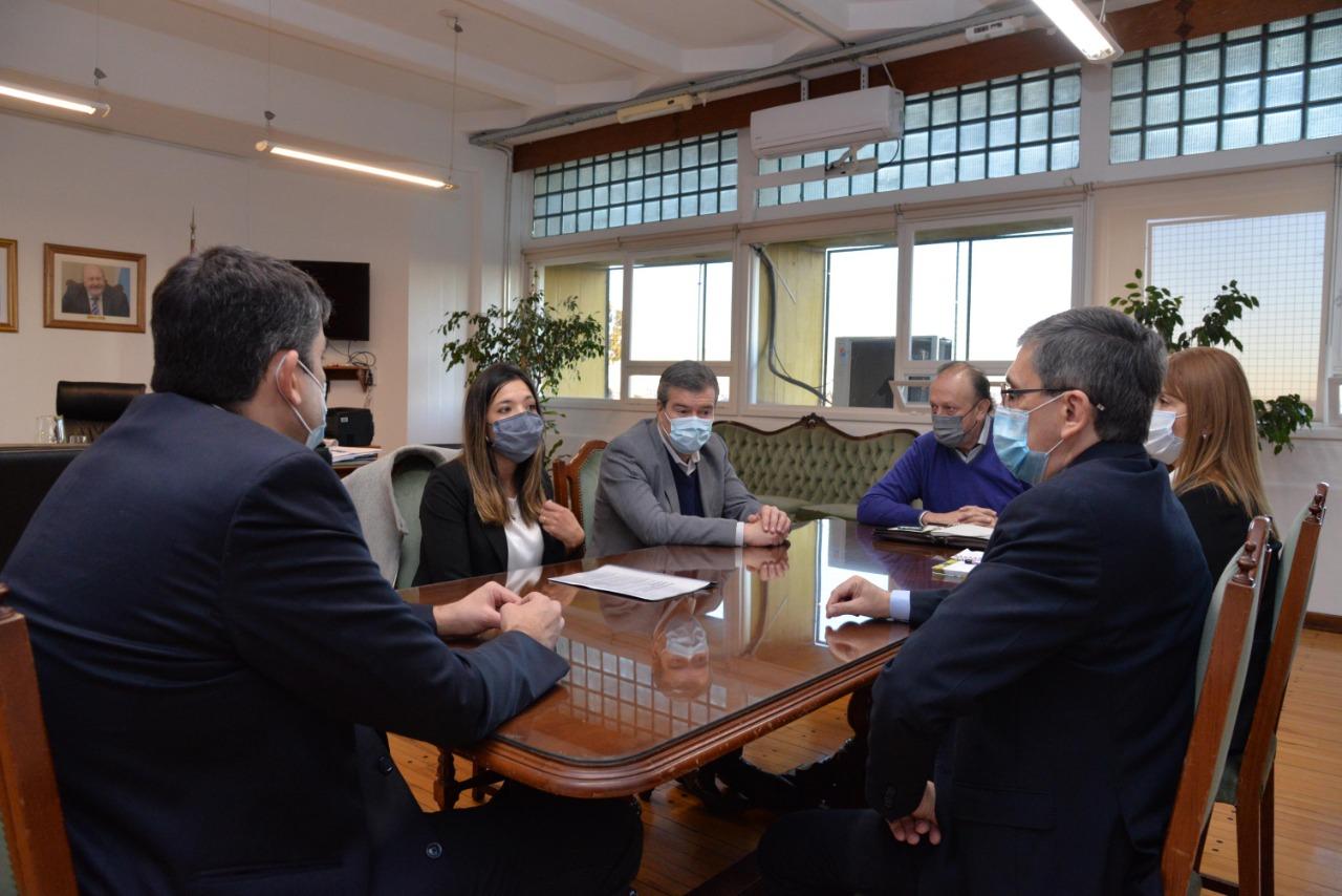 Colaboración instrumental entre el Gobierno de La Pampa y la ANSES