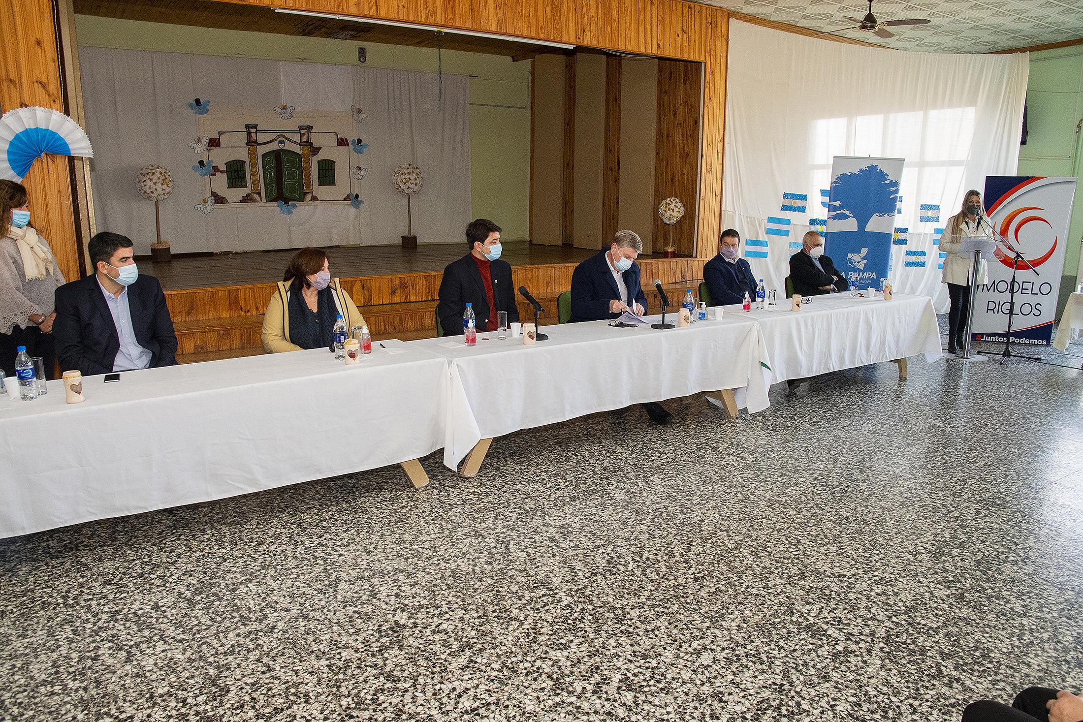 Licitaron la ampliación y refacción de la escuela de Riglos por $ 220 millones