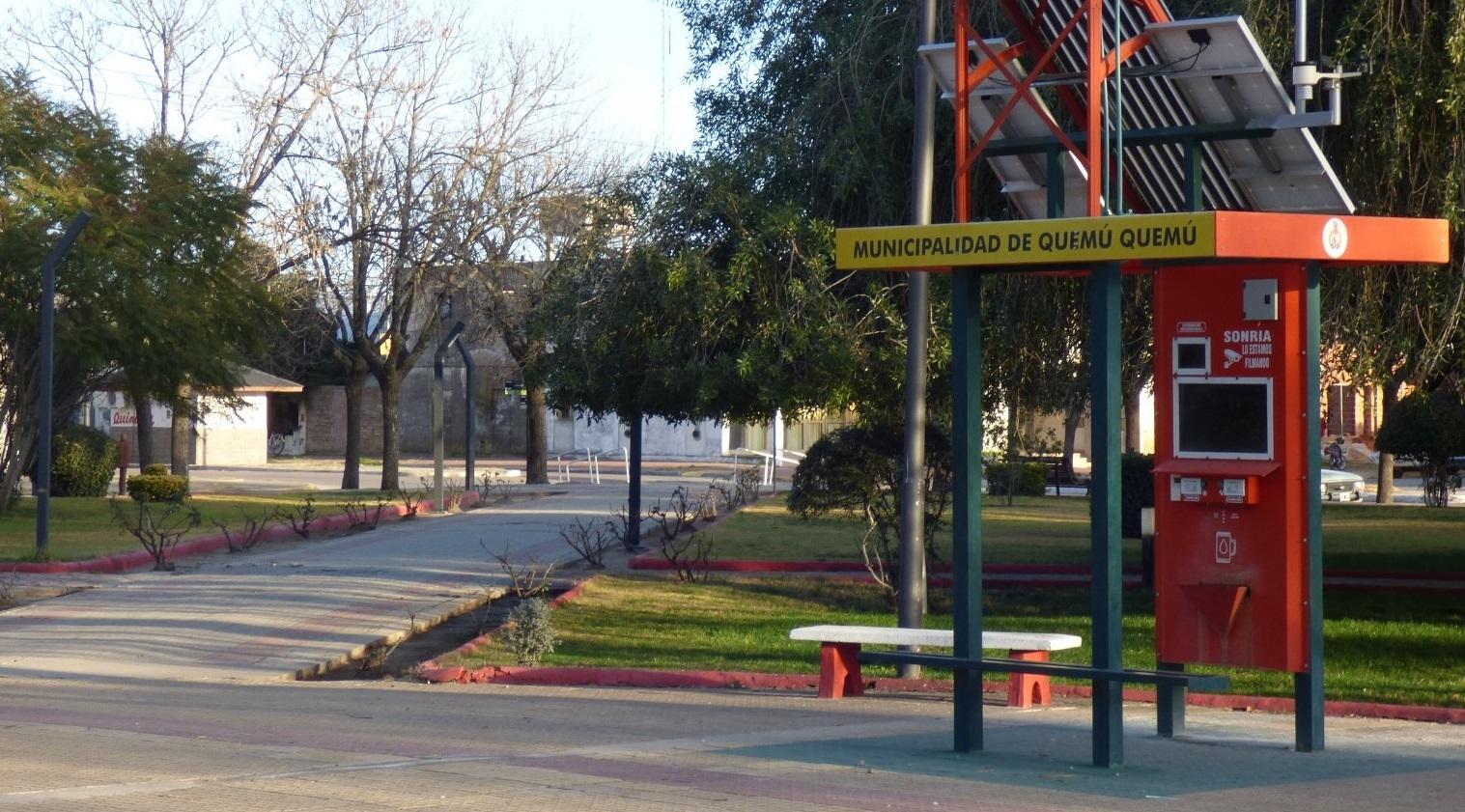 Quemú Quemú se prepara para recibir un nuevo aniversario: El gobernador Sergio Ziliotto visitará la localidad y recorrerá obras
