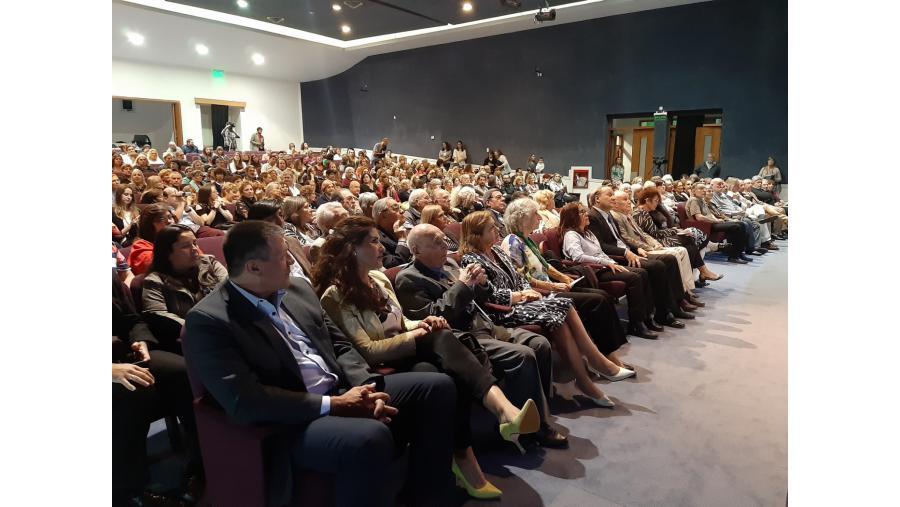 Cultura: Habilitaron el uso de dos auditorios para realizar presentaciones artísticas